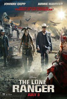 Film Eksis: [REVIEW] THE LONE RANGER (2013) - Johny Depp
