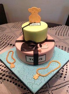 Cake Decor Ltd Company Check : Tarta Tous fondant! video tutorial en www.facebook.com ...