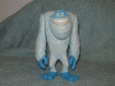 VINTAGE 2001 #Monsters Inc. #YETI FIGURE