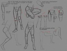 Simple Leg Notes P2 by FUNKYMONKEY1945--tons of great tutorials