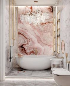 Home Room Design, Dream Home Design, Home Interior Design, House Design, Luxury Interior, Interior Design Instagram, Beautiful Interior Design, Dream Bathrooms, Beautiful Bathrooms