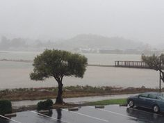 Mill Valley flooding