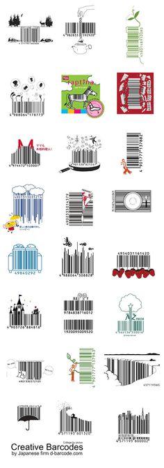 Creative Barcodes