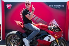 See Carl Fogarty at Ducati Worcester Opening on Sep 2019 New Ducati, Worcester, Champion, Events