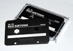 coolest business cards ever by Kozzi - if you can read Japanese you'll enjoy: http://www.mixtapegeneration.com/site/
