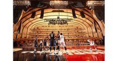 Basketball, Radio City Music Hall, New York