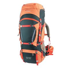 b00187a44c Mountaintop Internal Frame Backpack Water-resistant Hiking Backpack  Backpacking Trekking Bag with Rain Cover for Climbing