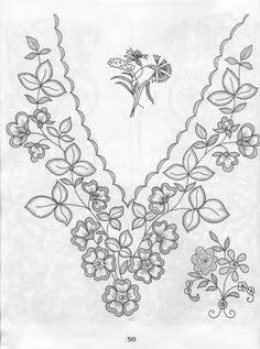 Imagini pentru moldes de bordado mexicano blusas