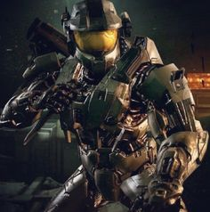 SPARTAN II soldier in modified MJOLNIR Mk.VI Powered Assault Armor readying his combat knife to deliver a quick killing blow within his range. Halo Game, Halo 5, Halo Cosplay, Halo Spartan, Halo Collection, Overwatch Wallpapers, Red Vs Blue, Samus Aran, Geek Games