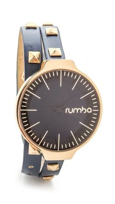 Rumba stud wrap watch. Awesome price!