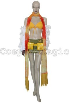 CosplayMagic.com -- Final Fantasy X-2 Rikku Cosplay