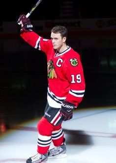 HAPPY BIRTHDAY,  TAZER!!!! Thanks for being a freaking awesome captain! And thanks for keeping Kaner in line. Hahaha.