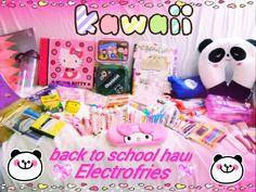 Back to school #Kawaii haul watch HD:https://youtu.be/2ShcpKaIqss