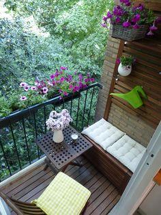 Balkon on pinterest 15 pins - Wandpaneel balkon ...