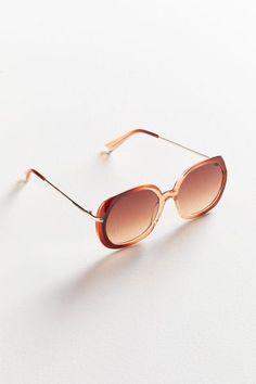 Urban Outfitters Greta Oversized Square Sunglasses