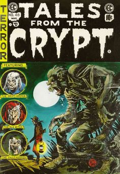 toothbreaker:    Tales from the Crypt