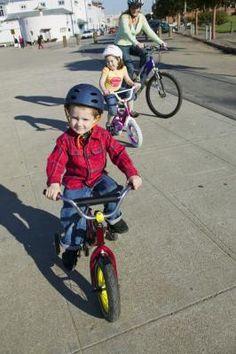Activities for Bike Safety for Preschool