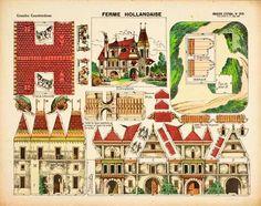 FERME HOLANDAISE - Castle in the Air Online Shoppe