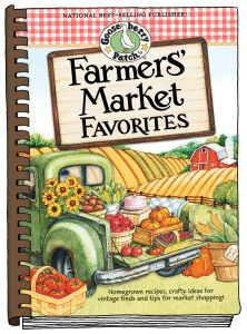 Gooseberry Patch Recipes: Amish Peanut Butter Spread from Farmers' Market Favorites