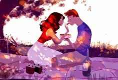 pascal campion: if you go to the link, there's a (very fast) gif showing the making of this illustration.