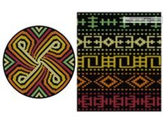 AFRICA - Set of Wayuu Mochila Patterns DIGITAL PATTERNS! Colors: 2/4/6 SIZE: Bottom: - 31/32/32 rows - 248/256/256 stitches Side: - 75/75/75 rows Each Pattern included: - 1 round color block chart; - 1 horizontal color block chart. PDF pattern available for instant download. Copyright