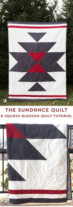 A Free Squash Blossom Quilt Pattern A free quilt pattern for a squash blossom quilt. A southwest style simple quilt pattern and free tutorial.A free quilt pattern for a squash blossom quilt. A southwest style simple quilt pattern and free tutorial. Southwest Style, Southwestern Quilts, Big Block Quilts, Quilt Blocks, Star Quilts, Easy Quilt Patterns, Sewing Patterns Free, Free Pattern, Simple Quilt Pattern