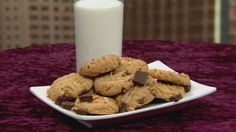 Gluten-Free Chocolate Peanut Butter Cookies Let's Dish Live well network