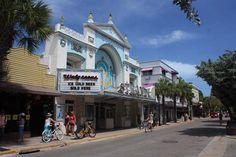 an der Duval Street, Key West