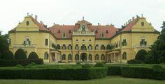 Pallavicini kastély  -  Sándorfalva