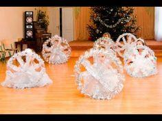 Christmas Dance, Christmas Shows, Ballerina Birthday, Dance Videos, Preschool Activities, Flower Girl Dresses, Elegant, Wedding Dresses, Youtube