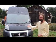 How to Convert a Work Van into Your Own DIY Camper Van!