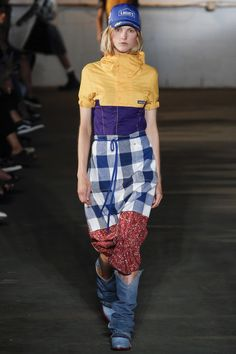 OUTDOORSY + WESTERN  R13 Spring 2018 Ready-to-Wear Collection Photos - Vogue