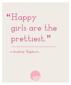 Quotes We Love: Audrey Hepburn