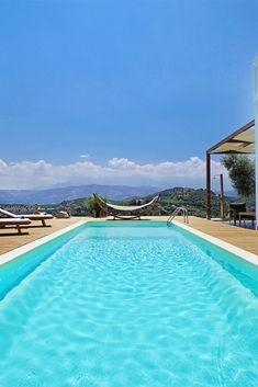 Lovely views of the Cretan landscape from the pool!   #crete #greece #chania #summer #vacations #holiday #travel #sea #sun #sand #nature #landscape #island #TheHotelgr #nature #view  #holidays #travelling #instatravel #pool #pinterest #villa #urlaub #ferien #reisen #meerblick #aussicht #sommer #thehotelgr