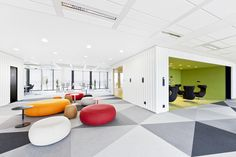 Avast Software Offices - Prague - Office Snapshots