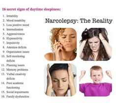 I seriously wish that I knew all this was related to Narcolepsy years ago...so much time wasted.