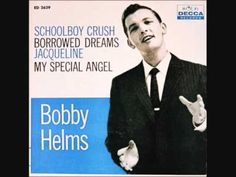 Bobby Helms - Borrowed Dreams (1958) - One of my favorites..