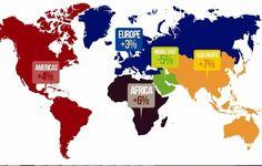 Tourisme international : arrivées en hausse de 5 % au premier ... - TourMaG.com