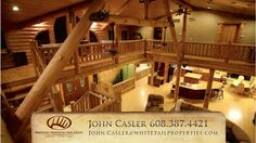 Truly One Of A Kind Home And Hunting Property | Whitetail Properties