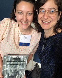 Abby and I were honored to accept an award at the Portland Business Journal Manufacturing awards event this morning. Thanks to @kvanzoen @omeporegon and all the worker bees at Queen Bee for helping us continue to grow learn and thrive.  #smallbusiness #manufacturing #portlandmade #maderighthere #makersgonnamake #portland
