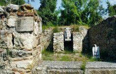 Dion,the sacred city of the Macedonians.  Macedonia,Greece