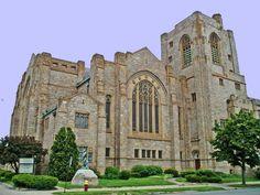 United Methodist Church Detroit 8000 Woodward