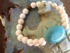 BoHo TuRQuoiSe Womens GeMsToNe bracelet/ gift/ by Ivanwerks