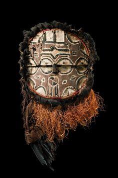 Teke Kidumu Mask, DR Congo