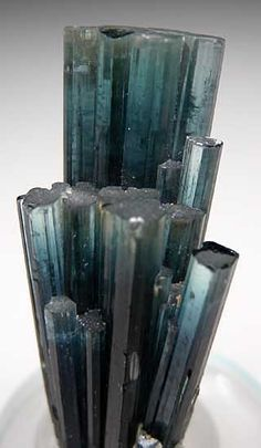 Indicolite-love the crystal look!
