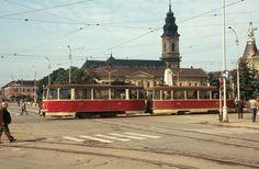 Romania, Nagyvárad, Oradea Mare, Großwardein - Oradea - Tramvaiul My Town, Romania, Street View, Places, Lugares