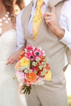Fun & Colorful Lilly Pulitzer Wedding Ideas
