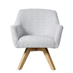 Gigi Chair Grey Spot