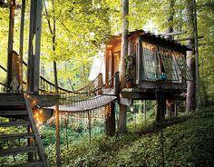 Baumhaus von Peter Bahouth