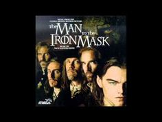The Man in the Iron Mask Soundtrack 02 - Heart Of A King I LOVE LEONARDO WILHELM DICAPRIO WITH EVERY FIBER OF MY SOUL- HE IS MY INSPIRATION